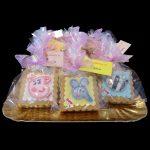 Biscotti a tema Peppa Pig in confezione regalo