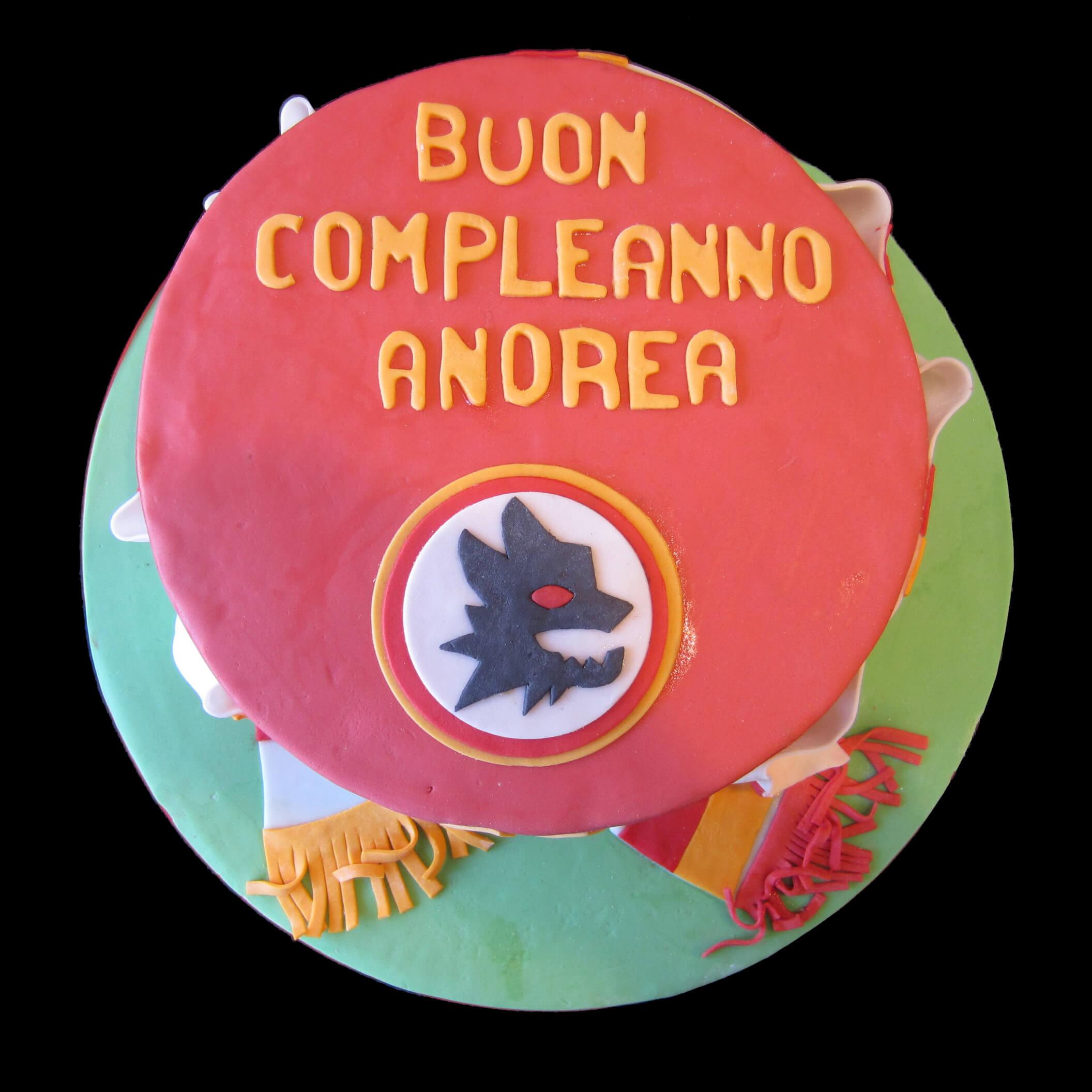 Auguri Al Lupacchiotto Andrea Via Dei Golosi