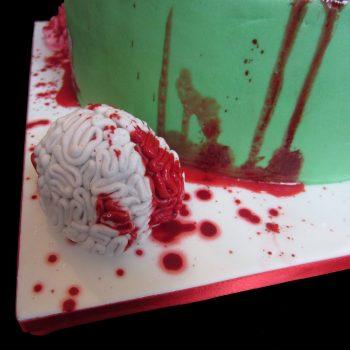 Cervello in pasta di zucchero