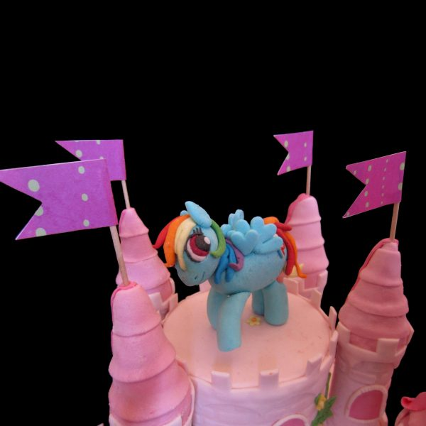 Mini Pony in pasta di zucchero